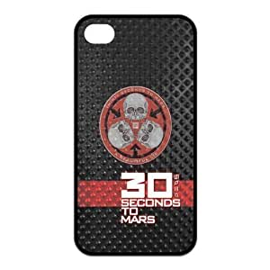 Cute Panda Custom-Protective Rubber Phone Case 30 Seconds To Mars Silicone Material Case for iphone 5c