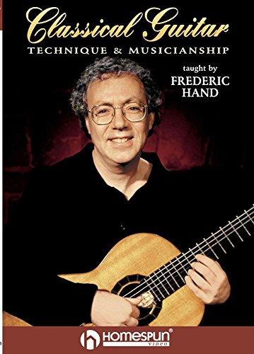 Classical Guitar Technique and Musicianship [Instant Access]