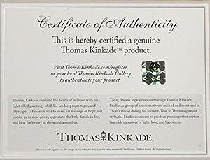 Thomas Kinkade Studios Alice in Wonderland 14 x 14 Gallery Wrapped Canvas