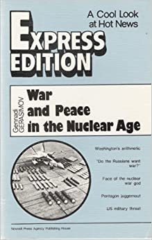 Poetry and Peace; Writing for The Nuclear Age Peace Foundation