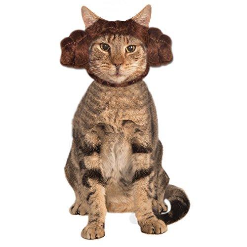 Princess Leia Cat Buns Pet -