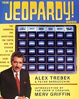 com jeopardy an inside look at america s favorite quiz  the jeopardy book the answers the questions the facts and the