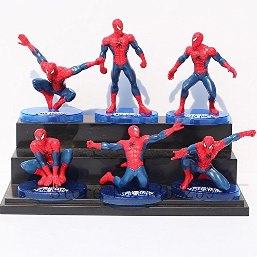 The A (Noir Spiderman Mask)
