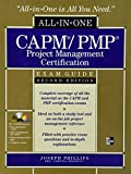 img - for CAPM/PMP Project Management Certification All-in-One Exam Guide with CD-ROM, Second Edition by Joseph Phillips (2009-09-22) book / textbook / text book