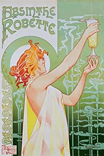 product image for Absinthe Robette Poster (24x36)