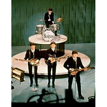 "The Beatles Ed Sullivan Appearance Photo Print  14 x 11/"""