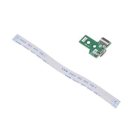 JENOR - Tarjeta de carga USB con cable flexible de 12 pines ...