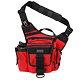 Maxpedition Jumbo Versipack, Fire/EMS Red