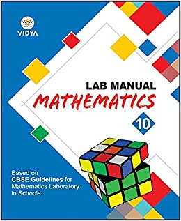 Buy Lab  Manual Mathematics - 10 Book Online at Low Prices in India