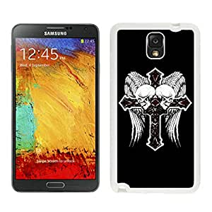 New DIY Custom Design Cover Case For Samsung Galaxy Note 3 N900A N900V N900P N900T Affliction 15 White Phone Case
