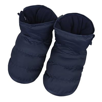 Amazon.com   Clobeau Women's Slipper Boots Winter Warm Home Down Bedroom House Slipper Bootie Shoes   Slippers