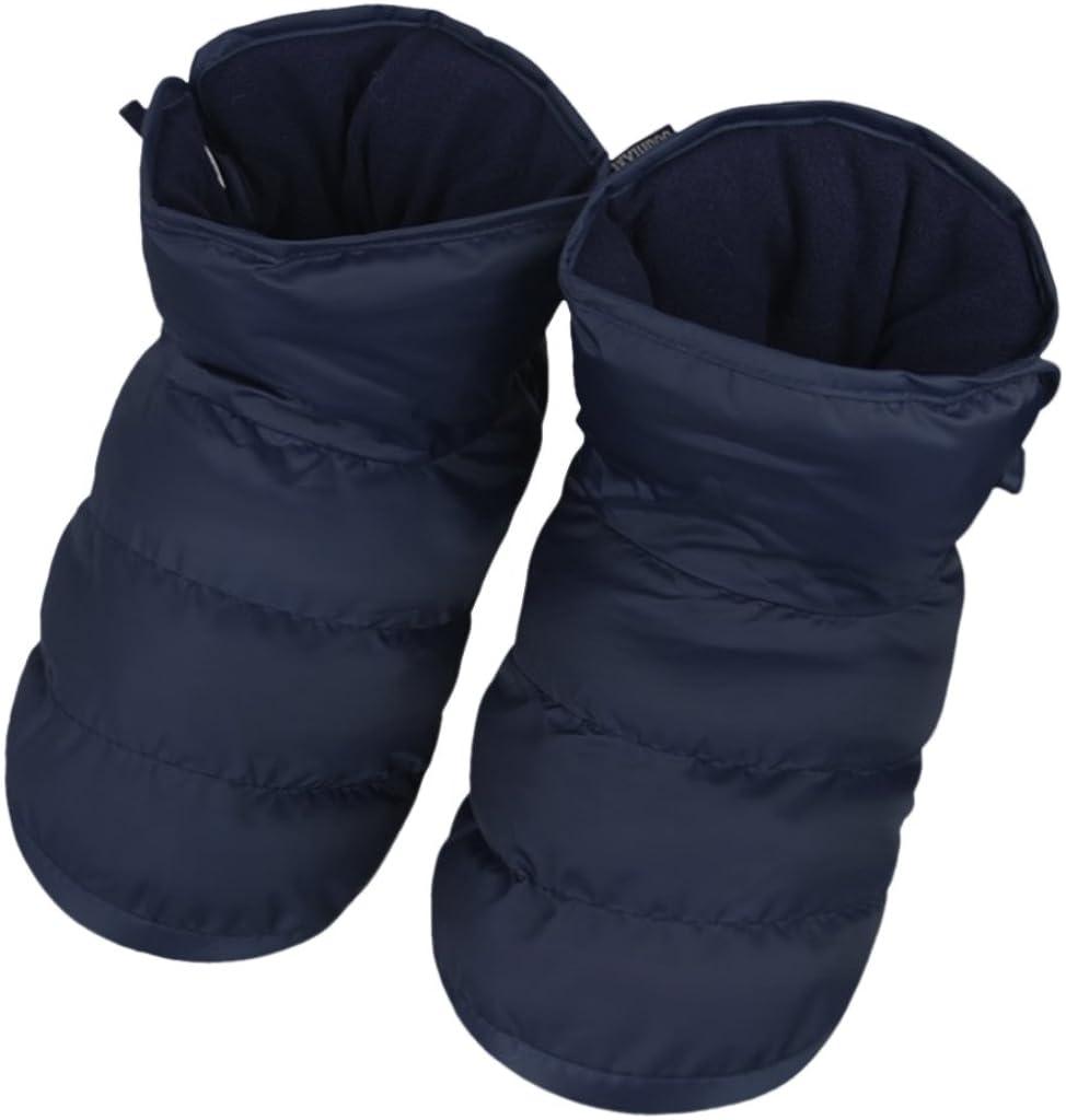 Clobeau Women's Slipper Boots Winter Warm Home Down Bedroom House Slipper Bootie Shoes