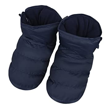 Zapatillas Interior casa Pantuflas terciopelo Zapatos Antideslizante Impermeable caliente calcetines suelo Epais suave con forro peluche botas invierno ...