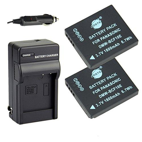 DSTE DMW BCF10 DMW BCF10E Battery Panasonic