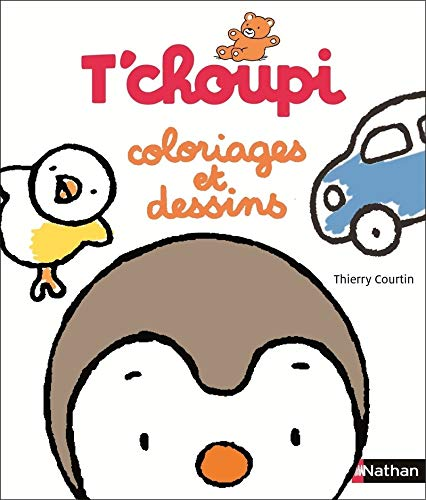 Amazon Fr Mon Gros Cahier De Coloriages Et Dessins T Choupi