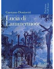 Lucia di Lammermoor: Score