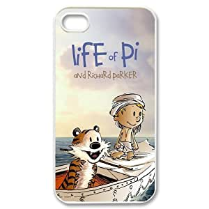 Calvin And Hobbes Cartoon Design TPU Snap On Back Case For iPhone 6 plus 5.5 6 plus 5.5, cellphone accessories