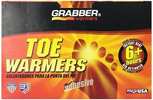 Grabber Toe Warmers,64 pairs by GRABBER WARMERS