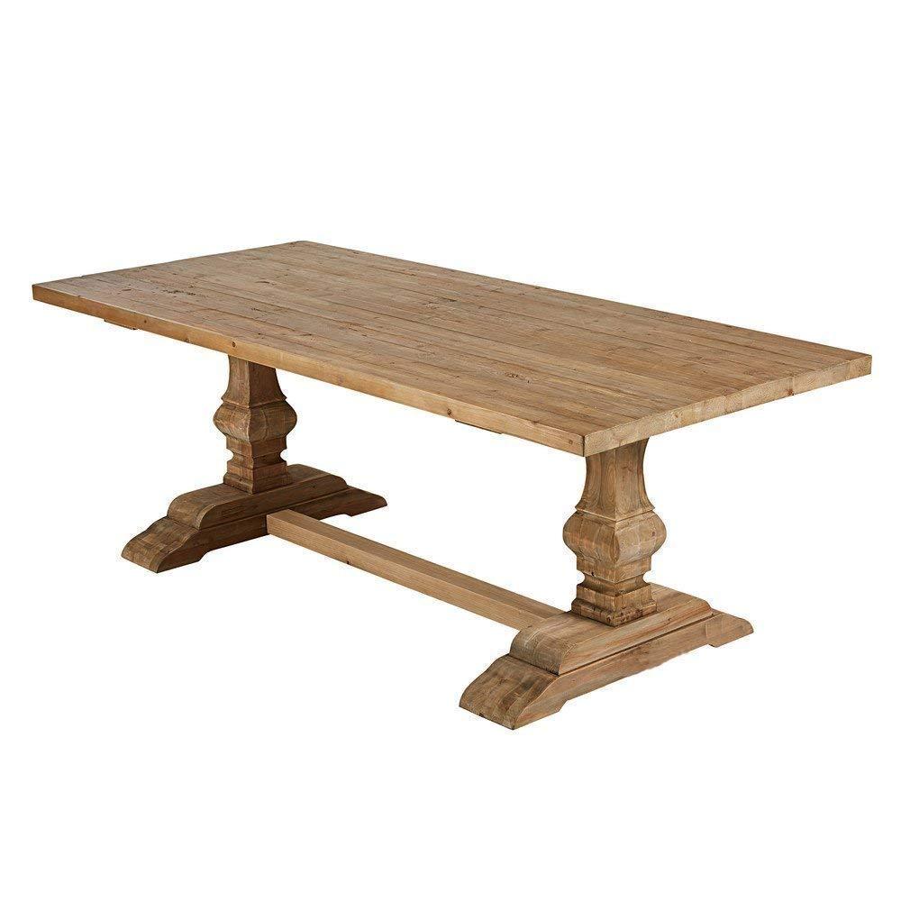 Mesa comedor madera maciza rustica: Amazon.es: Handmade
