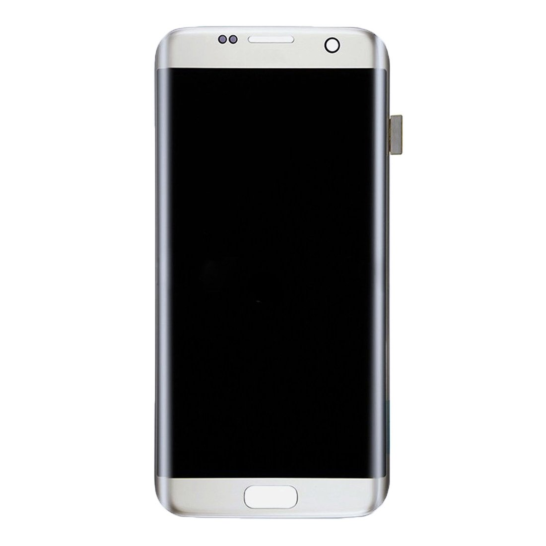 WANGYING Wangying New LCD Display + Touch Panel for Galaxy S7 Edge / G9350 / G935F / G935A / G935V, G935FD, G935W8, G935T, G935U(Silver) (Color : Silver)