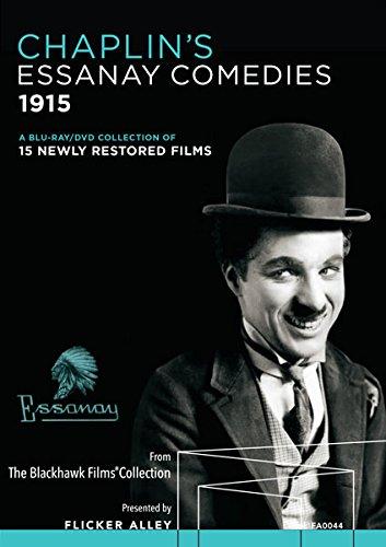 Chaplin's Essanay Comedies (Blu-ray/DVD Box Set)