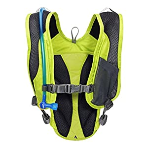 CamelBak 2016 Dart Hydration Pack, Lime Punch/Charcoal