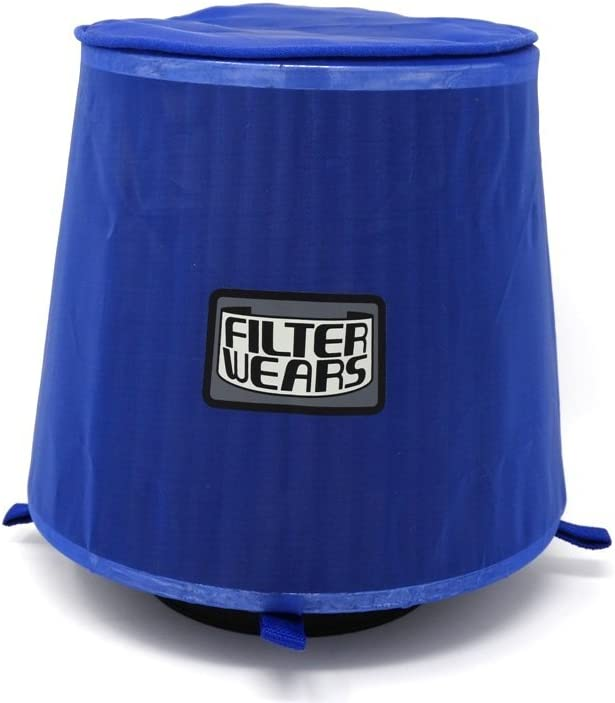 Large FILTERWEARS F154R Universal Water Repellent Cold Air Intake Pre-Filter