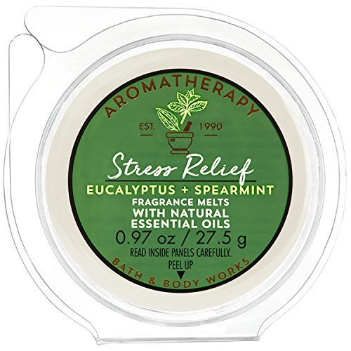Bath and Body Works Aromatherapy Stress Relief - Eucalyptus & Spearmint Fragrance Melt