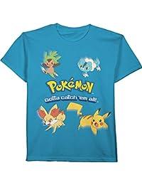 Pokemon Gotta Catch 'em All Pikachu Boys T-Shirt