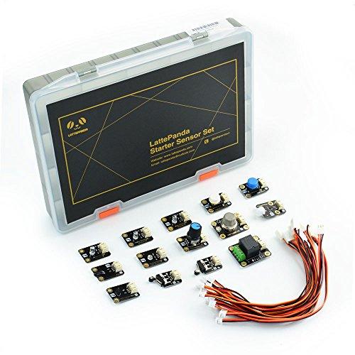 LattePanda Gravity: Starter Sensor Kit