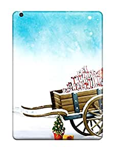 Faddish Phone Hd Christmas Time Case For Ipad Air Perfect Case Cover