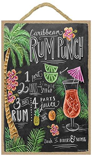 SJT ENTERPRISES, INC. Rum Punch Recipe 7