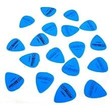 18 Blue Guitar Plectrums 0.60mm