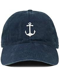 7431455a8f2 Dad Hat Unisex Cotton Low Profile Distressed Vintage Baseball Cap