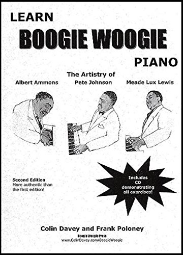 Learn Boogie Woogie Piano - 2nd Edition [Includes CD]