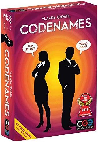 [해외]Codenames 보드 게임 / Codenames Board Games