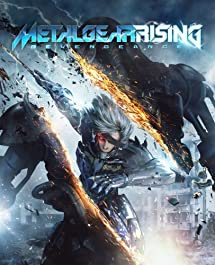 METAL GEAR RISING: REVENGEANCE [Online Game Code]