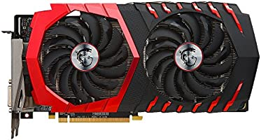 MSI Radeon RX 480 Gaming X 4G - Tarjeta gráfica (refrigeración ...