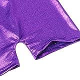 BAOHULU Girls Gymnastics Leotards Shiny Jewels Tank