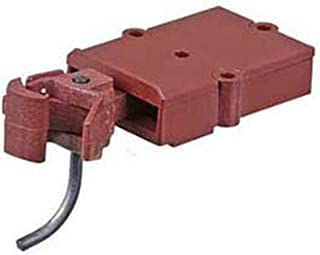 product image for #1 Scale Coupler -- Body Mount w/Standard Draft Gear Box (brown) 1 Pair