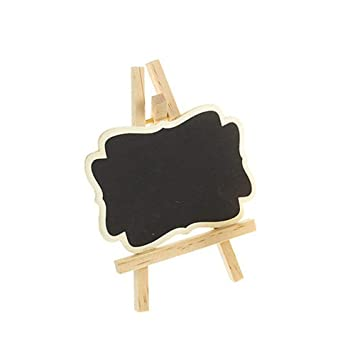 Amazon.com: Centeraly Blackboard Clip Home Mini Ornaments ...