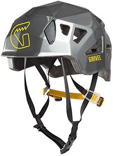 Grivel Stealth Climbing Helmet Titanium, One Size (Grivel Climbing Helmet)
