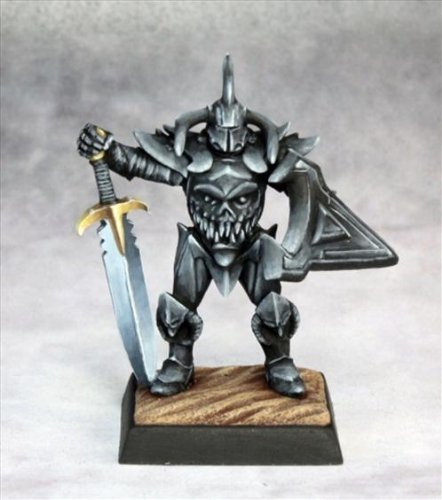Pathfinder Miniatures: Hellknight, Order of the Nail