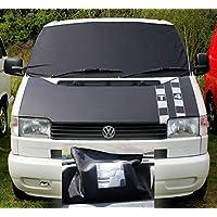 T4Fenster vorne Bildschirm 100% Black Out Vorhang Wrap Cover Frost Windschutzscheibe