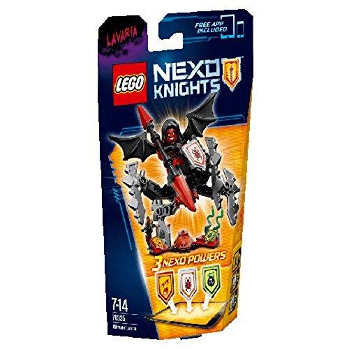 37 opinioni per LEGO Nexo Knights 70335- Ultimate Lavaria