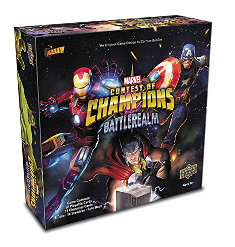 marvels contest of champions game - 5