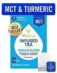 VitaCup Genius Blend Infused Tea 14 ct  ...