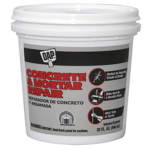 Dap 32611 Phenopatch Pre Mixed Concrete Patch Packaging
