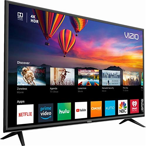 VIZIO E E43-F1 43in 2160p LED-LCD TV – 16:9-4K UHDTV (Renewed)