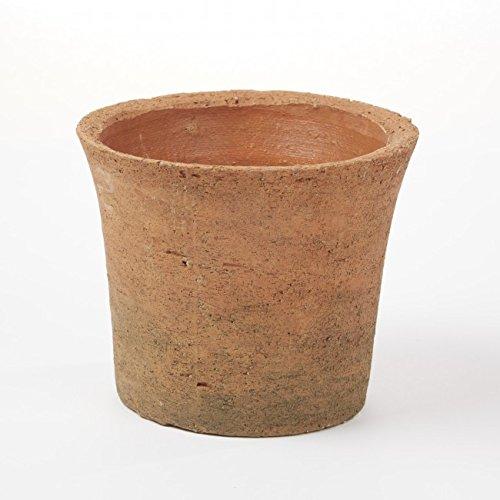 Oasis 14cm Provence Terracotta Round Pot Planter (14x14x11cm)